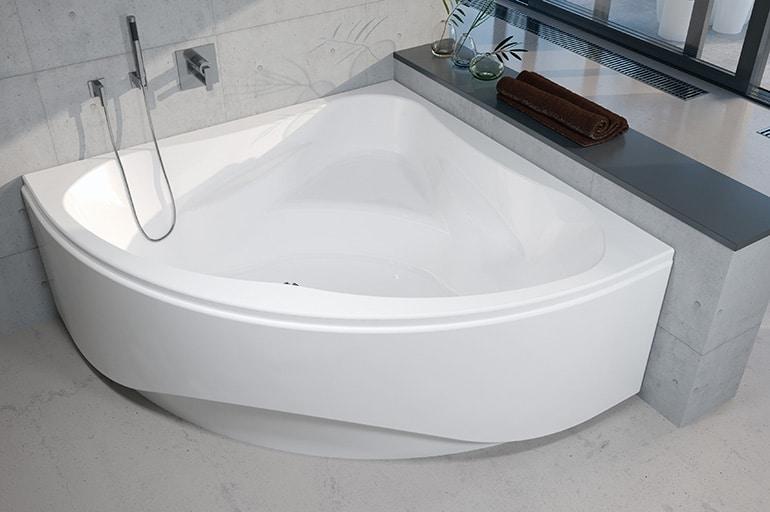 Какой вес выдерживает акриловая ванна