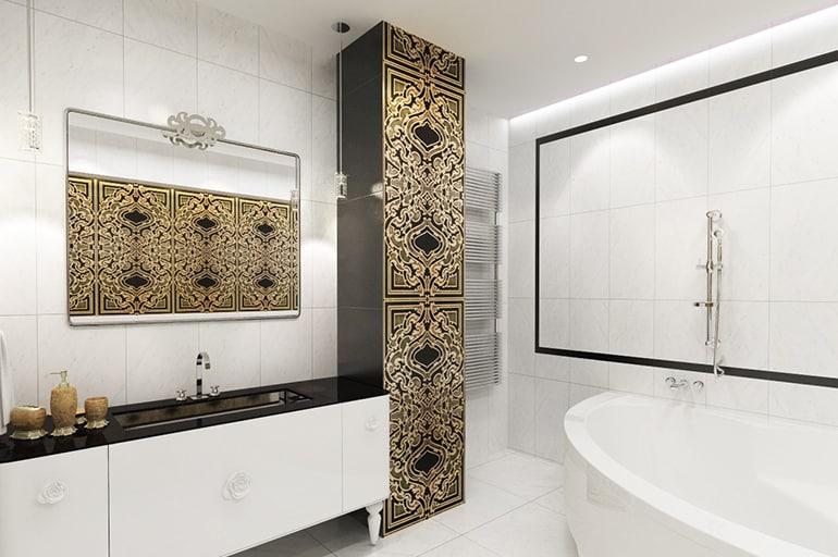 Примеры дизайна ванной