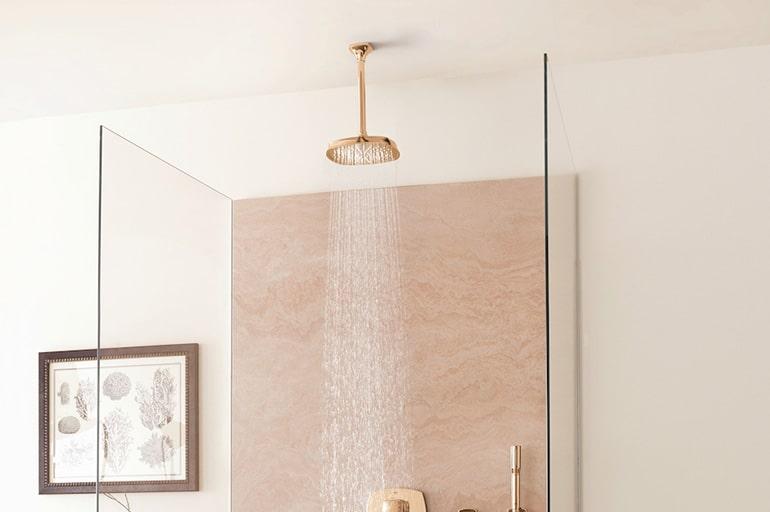 Встроенный душ
