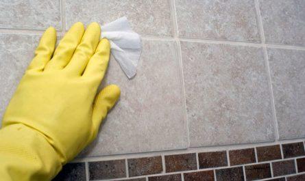 Чем отмыть затирку с плитки в ванной после ремонта