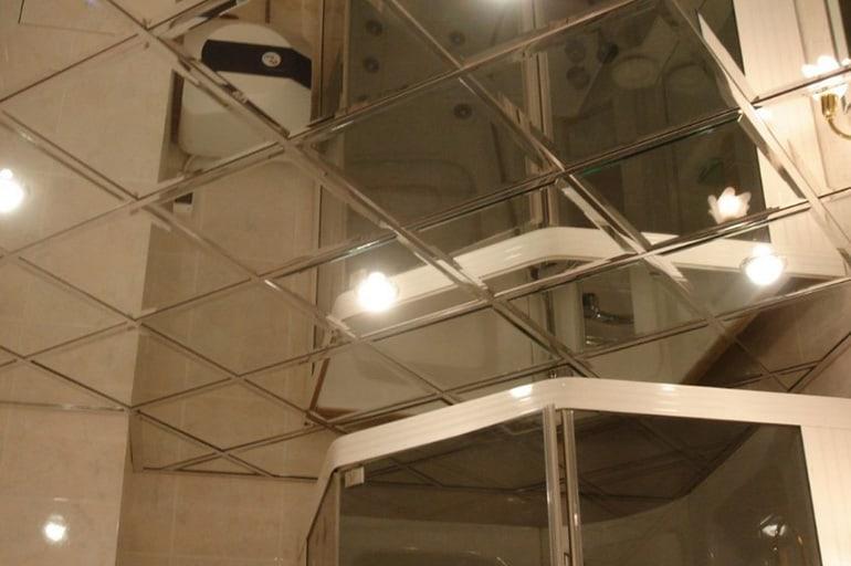 Фурнитурный потолок
