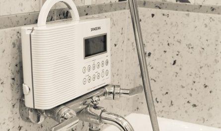 Радио в ванную комнату встраиваемое