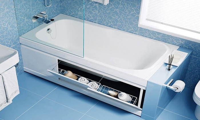 Оригинальный экран под ванну