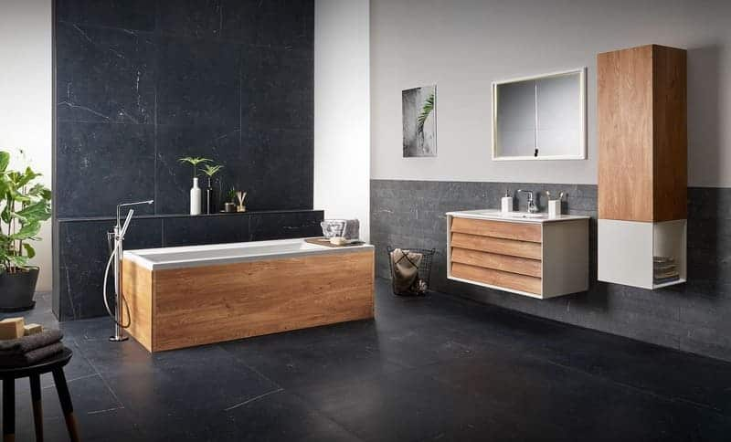 Мебель для ванной шкафчики
