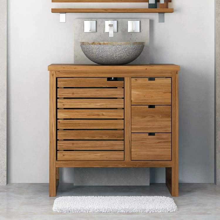Мебель для ванной тумба