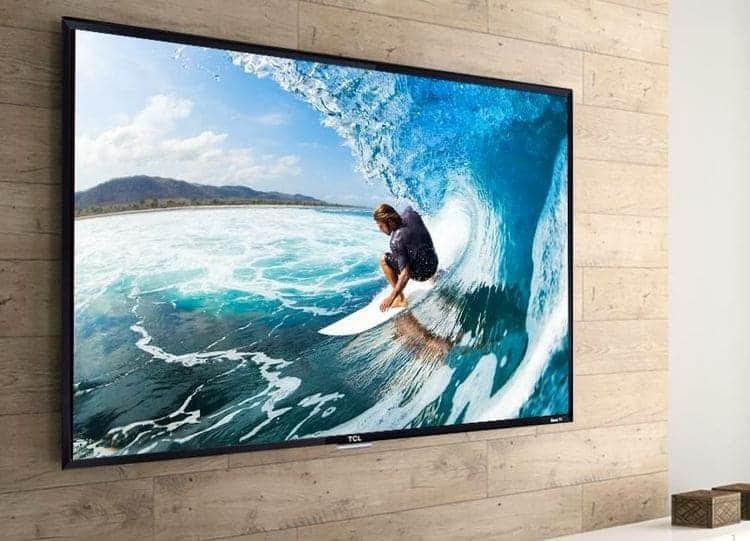 Водонепроницаемый телевизор