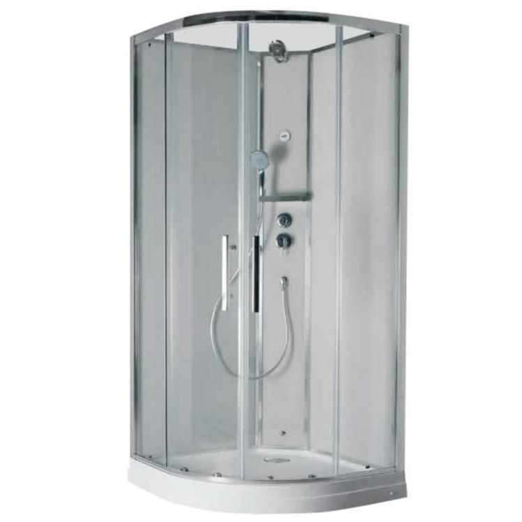 Прозрачная кабинка
