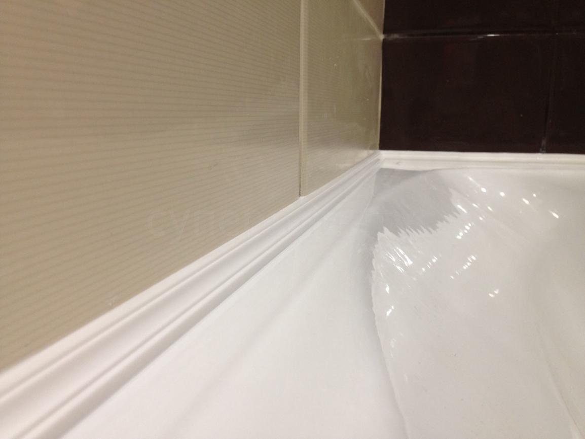 Плинтус для ванной: 30 фото примеров крепления