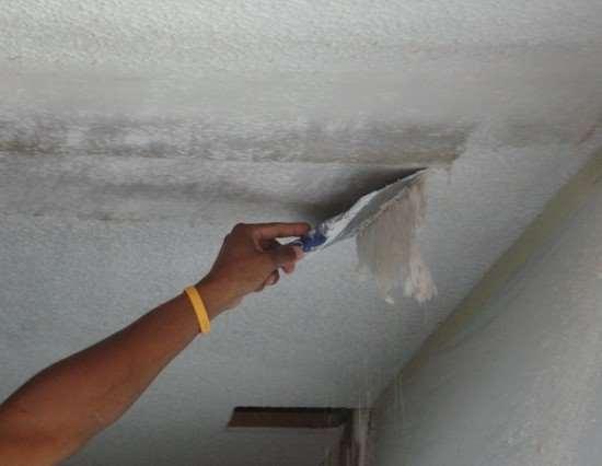 ремонт пола и потолков