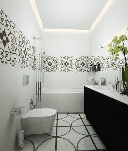Американская ванная комната